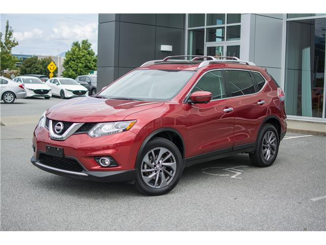 2016 Nissan Rogue SL (Stk: B0340A) in Chilliwack - Image 1 of 27
