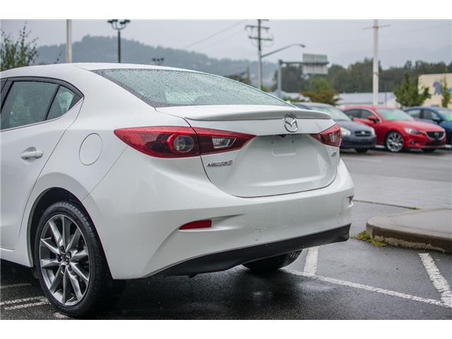 2018 Mazda Mazda3 GT (Stk: B0343) in Chilliwack - Image 7 of 27