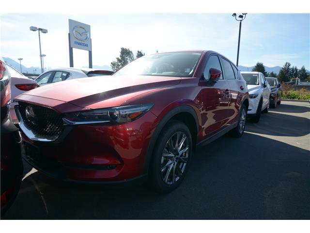 2019 Mazda CX-5 Signature (Stk: 9M122) in Chilliwack - Image 1 of 2