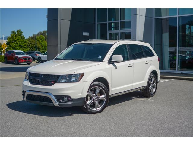 2018 Dodge Journey Crossroad (Stk: B0341) in Chilliwack - Image 1 of 22