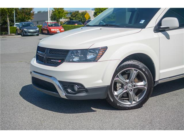 2018 Dodge Journey Crossroad (Stk: B0341) in Chilliwack - Image 2 of 22