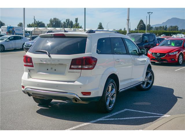 2018 Dodge Journey Crossroad (Stk: B0341) in Chilliwack - Image 4 of 22
