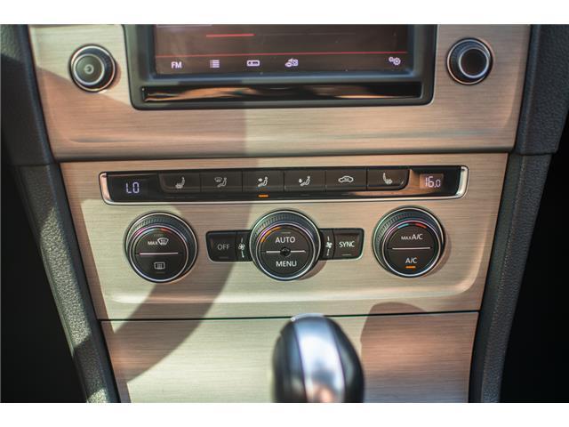 2016 Volkswagen Golf 1.8 TSI Comfortline (Stk: 9M162A) in Chilliwack - Image 14 of 22