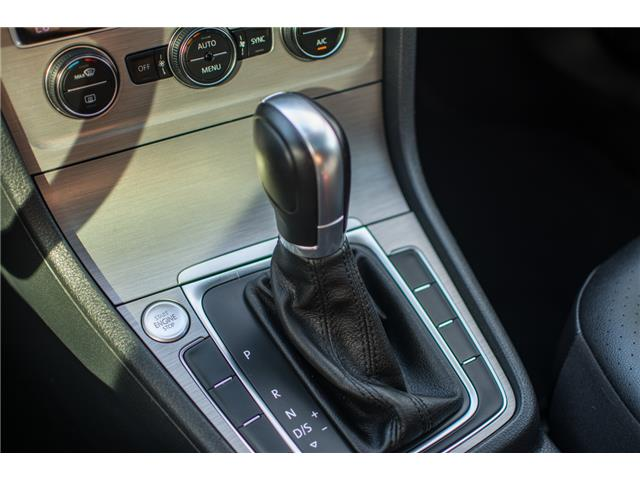 2016 Volkswagen Golf 1.8 TSI Comfortline (Stk: 9M162A) in Chilliwack - Image 15 of 22
