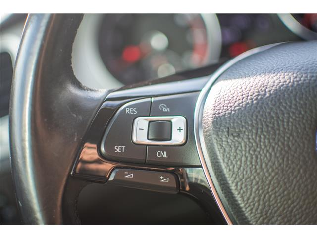 2016 Volkswagen Golf 1.8 TSI Comfortline (Stk: 9M162A) in Chilliwack - Image 16 of 22