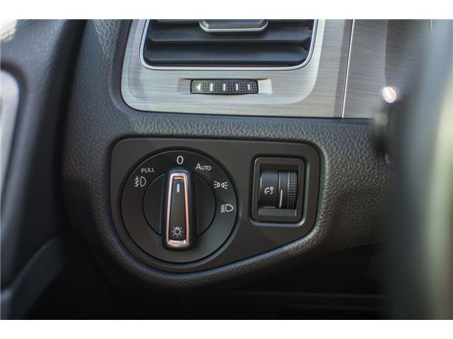 2016 Volkswagen Golf 1.8 TSI Comfortline (Stk: 9M162A) in Chilliwack - Image 18 of 22