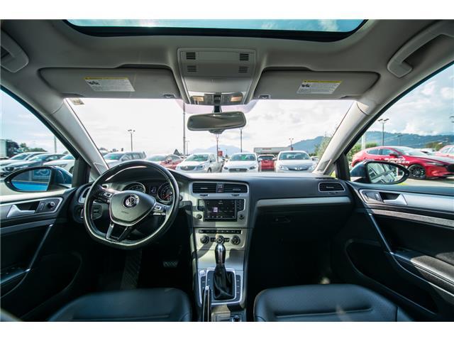 2016 Volkswagen Golf 1.8 TSI Comfortline (Stk: 9M162A) in Chilliwack - Image 8 of 22