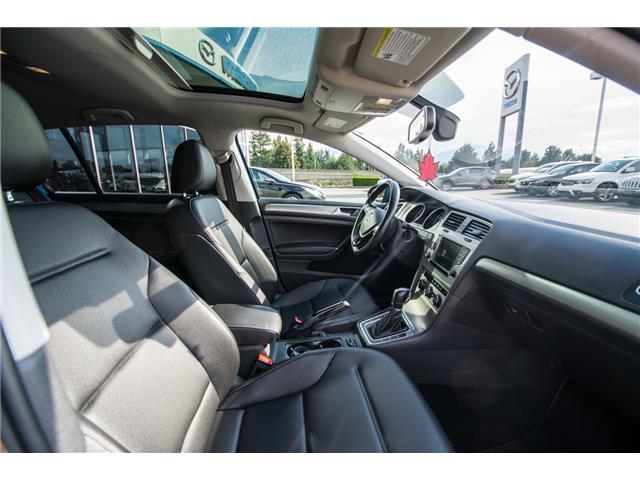 2016 Volkswagen Golf 1.8 TSI Comfortline (Stk: 9M162A) in Chilliwack - Image 22 of 22