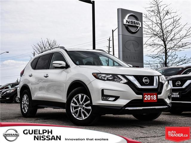 2018 Nissan Rogue SV (Stk: N19277) in Guelph - Image 1 of 24
