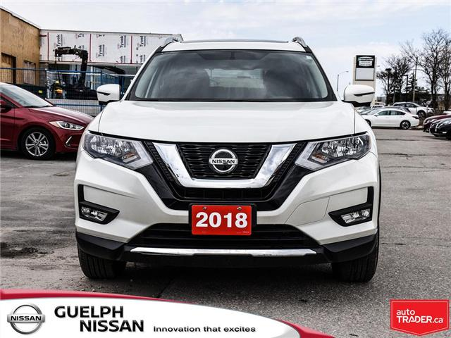 2018 Nissan Rogue SV (Stk: N19277) in Guelph - Image 2 of 24