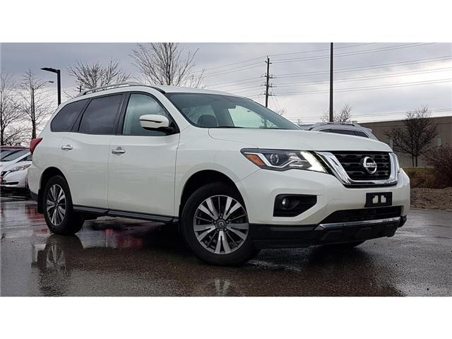 2018 Nissan Pathfinder  (Stk: UP13626) in Guelph - Image 1 of 1