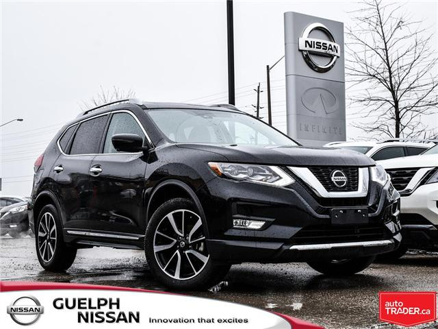 2018 Nissan Rogue SL (Stk: N19276) in Guelph - Image 1 of 25