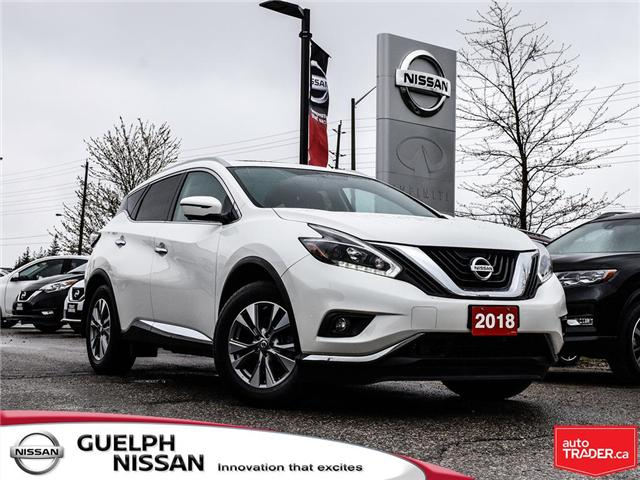 2018 Nissan Murano  (Stk: UP13627) in Guelph - Image 1 of 25
