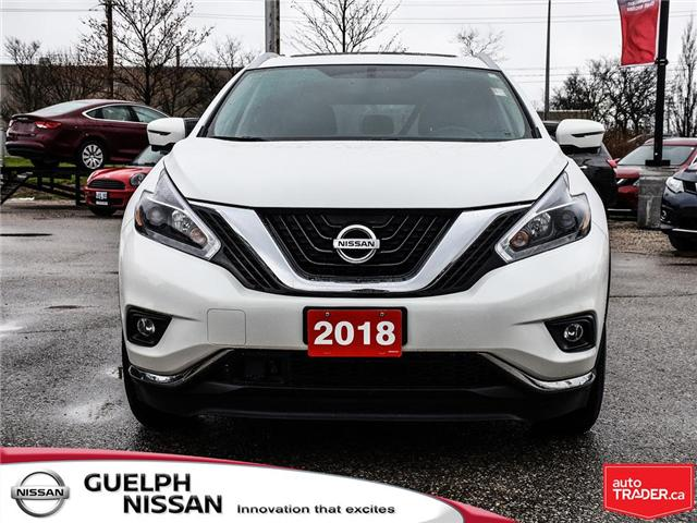 2018 Nissan Murano  (Stk: UP13627) in Guelph - Image 2 of 25