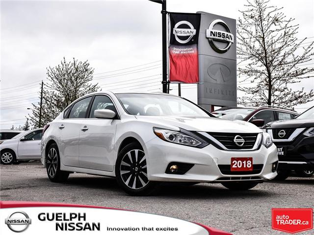 2018 Nissan Altima  (Stk: UP13630) in Guelph - Image 1 of 20