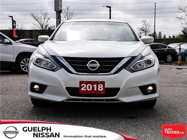 2018 Nissan Altima  (Stk: UP13630) in Guelph - Image 2 of 20