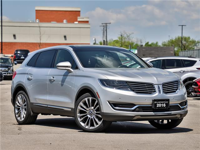 2016 Lincoln MKX Reserve (Stk: A90349X) in Hamilton - Image 1 of 25