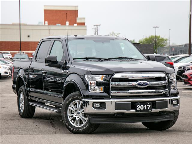 2017 Ford F-150 Lariat (Stk: A90158) in Hamilton - Image 1 of 28