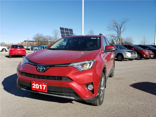 2017 Toyota RAV4 XLE (Stk: P1725) in Whitchurch-Stouffville - Image 1 of 6