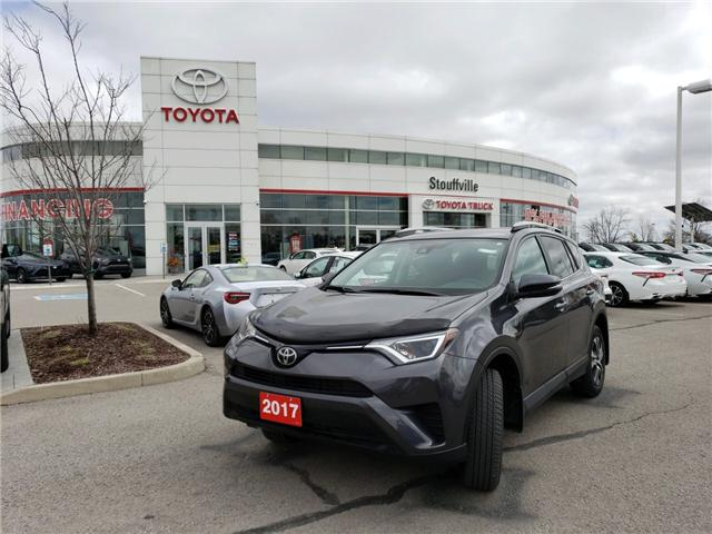 2017 Toyota RAV4 LE (Stk: P1775) in Whitchurch-Stouffville - Image 1 of 8