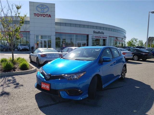 2016 Scion iM  (Stk: P1829) in Whitchurch-Stouffville - Image 1 of 12