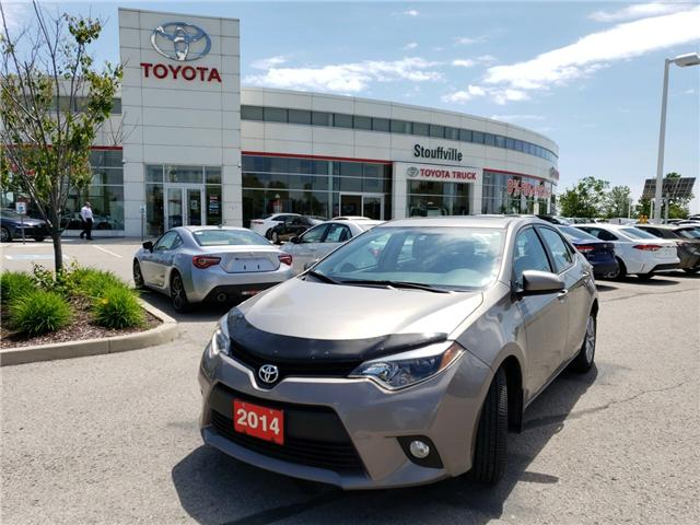 2014 Toyota Corolla LE (Stk: P1855) in Whitchurch-Stouffville - Image 1 of 13