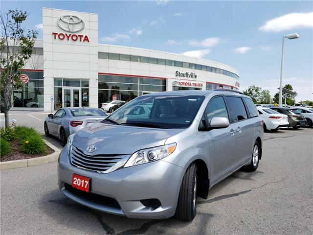 2017 Toyota Sienna LE 8 Passenger (Stk: P1850) in Whitchurch-Stouffville - Image 1 of 16