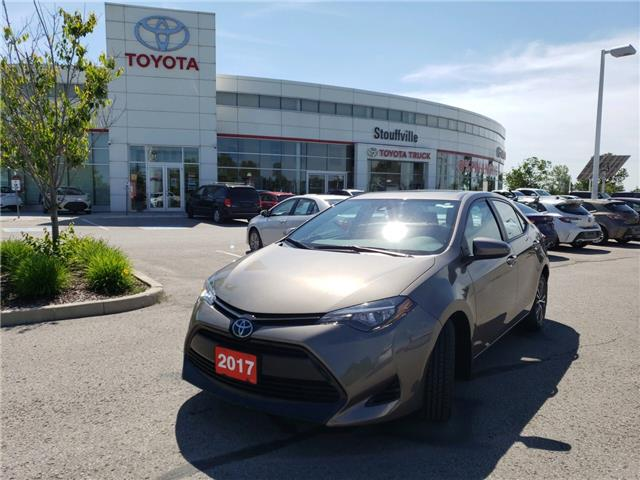2017 Toyota Corolla LE (Stk: P1840) in Whitchurch-Stouffville - Image 1 of 14