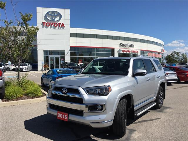 2016 Toyota 4Runner SR5 (Stk: P1904) in Whitchurch-Stouffville - Image 1 of 18