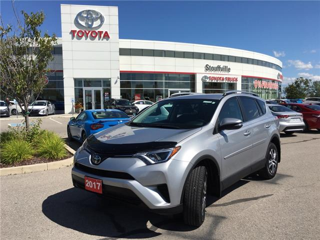 2017 Toyota RAV4 LE (Stk: P1906) in Whitchurch-Stouffville - Image 1 of 14