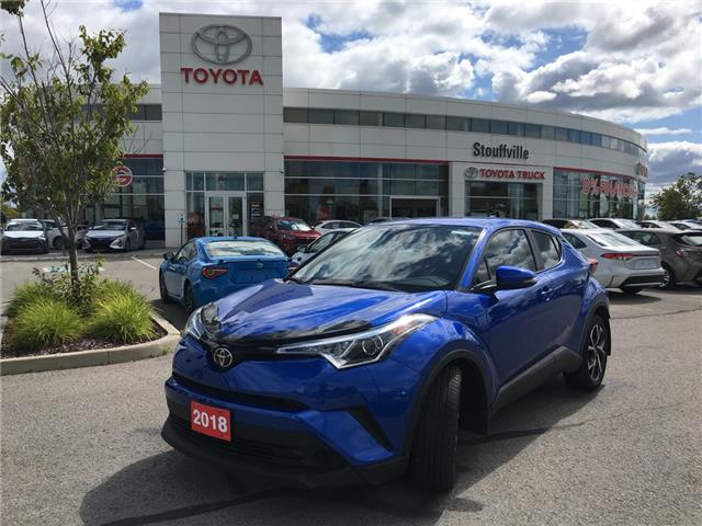 2018 Toyota C-HR XLE (Stk: 190919A) in Whitchurch-Stouffville - Image 1 of 12