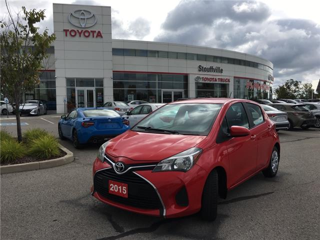 2015 Toyota Yaris LE (Stk: P1929) in Whitchurch-Stouffville - Image 1 of 12