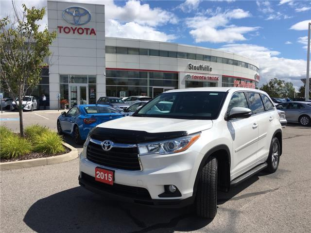 2015 Toyota Highlander LE (Stk: 190932A) in Whitchurch-Stouffville - Image 1 of 19