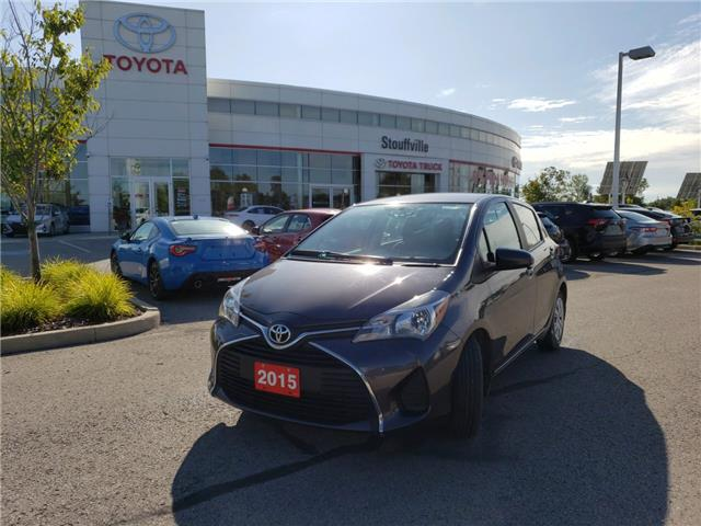 2015 Toyota Yaris LE (Stk: P1922) in Whitchurch-Stouffville - Image 1 of 12