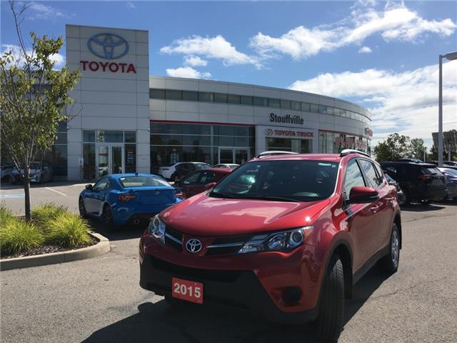 2015 Toyota RAV4 LE (Stk: P1928) in Whitchurch-Stouffville - Image 1 of 13