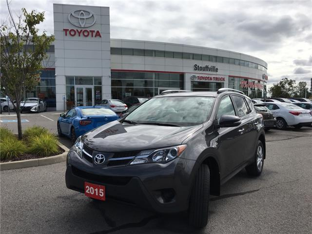 2015 Toyota RAV4 LE (Stk: 190750A) in Whitchurch-Stouffville - Image 1 of 13