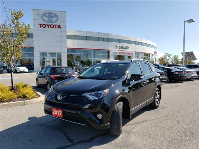 2017 Toyota RAV4 XLE (Stk: P1951) in Whitchurch-Stouffville - Image 1 of 14
