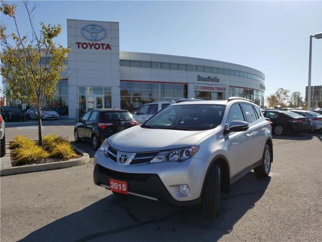 2015 Toyota RAV4 XLE (Stk: P1962) in Whitchurch-Stouffville - Image 1 of 15