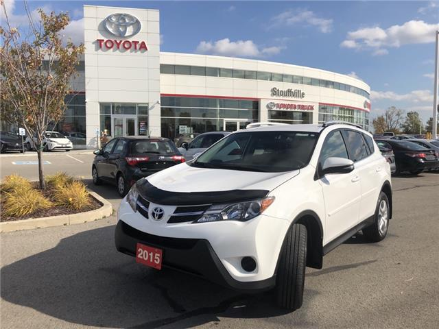 2015 Toyota RAV4 LE (Stk: P1963) in Whitchurch-Stouffville - Image 1 of 14