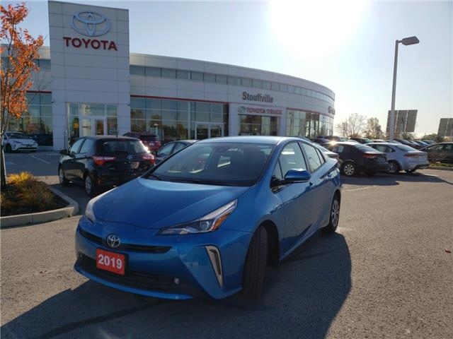 2019 Toyota Prius Technology (Stk: P1978) in Whitchurch-Stouffville - Image 1 of 16
