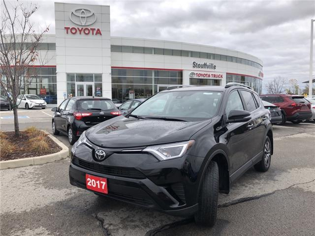 2017 Toyota RAV4 LE (Stk: P1981) in Whitchurch-Stouffville - Image 1 of 14