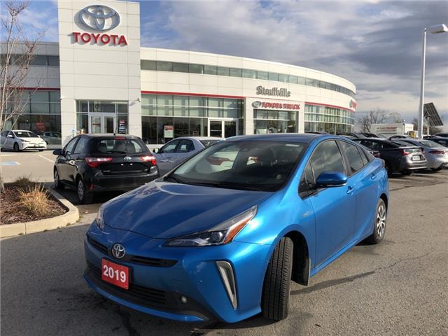 2019 Toyota Prius Technology (Stk: 200190AA) in Whitchurch-Stouffville - Image 1 of 14