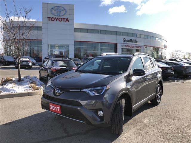 2017 Toyota RAV4 XLE (Stk: P1997) in Whitchurch-Stouffville - Image 1 of 16
