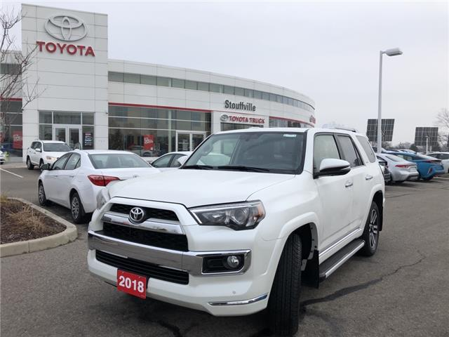 2018 Toyota 4Runner SR5 (Stk: P1998) in Whitchurch-Stouffville - Image 1 of 18
