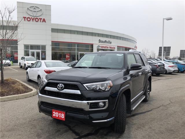 2018 Toyota 4Runner SR5 (Stk: P2003) in Whitchurch-Stouffville - Image 1 of 19