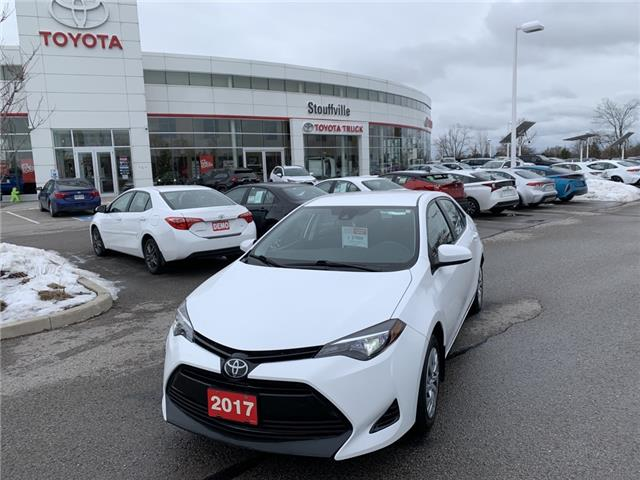 2017 Toyota Corolla LE (Stk: P2008) in Whitchurch-Stouffville - Image 1 of 9