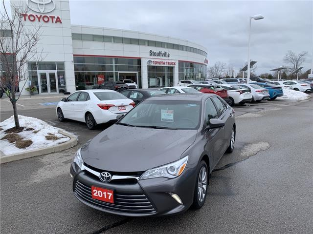 2017 Toyota Camry XLE (Stk: P2019) in Whitchurch-Stouffville - Image 1 of 10