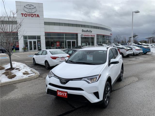 2017 Toyota RAV4 LE (Stk: P2012) in Whitchurch-Stouffville - Image 1 of 10
