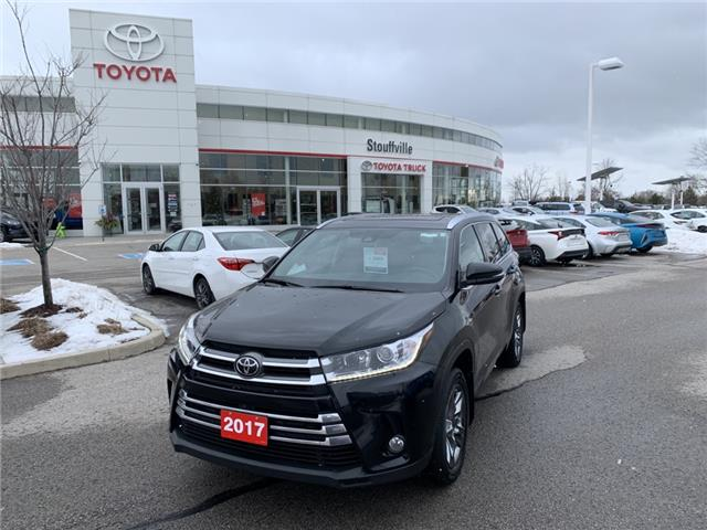 2017 Toyota Highlander Limited (Stk: P2013) in Whitchurch-Stouffville - Image 1 of 11