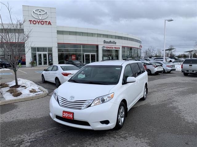 2016 Toyota Sienna LE 8 Passenger (Stk: P2018) in Whitchurch-Stouffville - Image 1 of 10